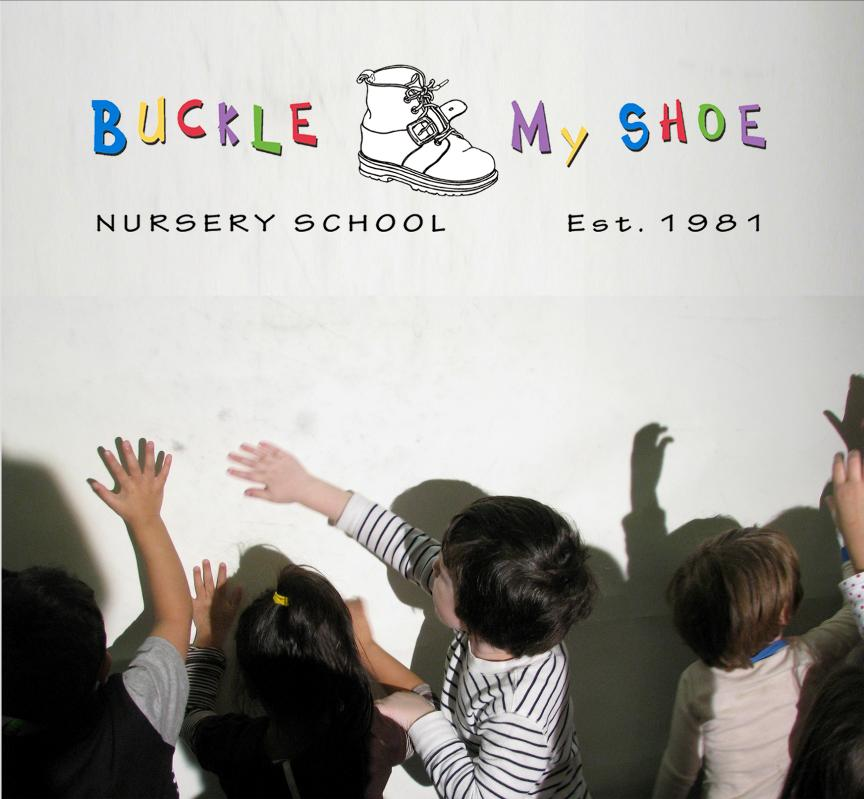 Buckle My Shoe Home page - children, light and shadows